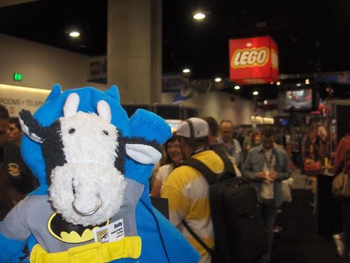Bully in Lego-Land
