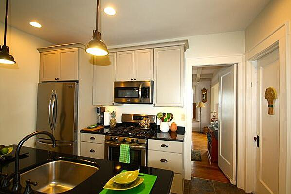 Project of the Month: Syracuse Galley Kitchen Remodel