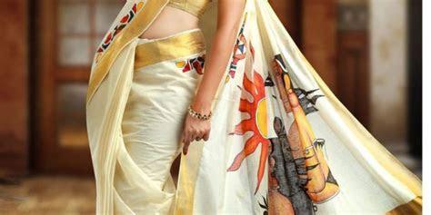 Latest Kerala Wedding Saree Trends   Kerala Wedding Style