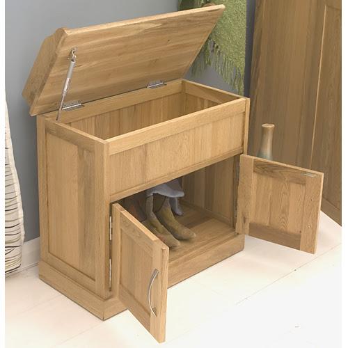 2-BH-Shoe-Bench-with-Hidden-Storage-Mobel-Oak | Flickr - Photo ...