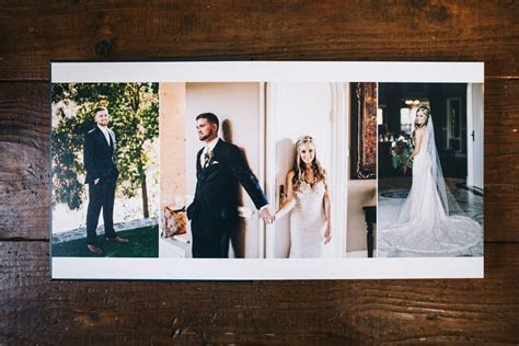 Sample Leather Wedding Album Ely Roberts Photography