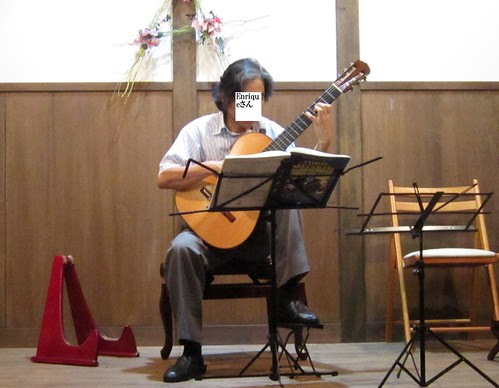 Enriqueさんのソロ 2012年7月14日 by Poran111
