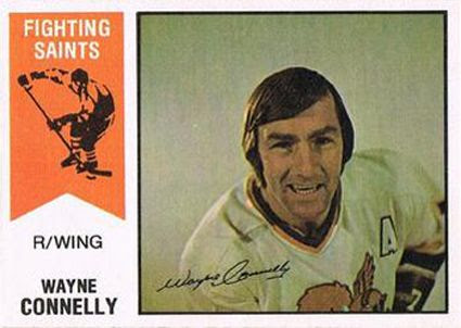 Connelly Fighting Saints, Connelly Fighting Saints