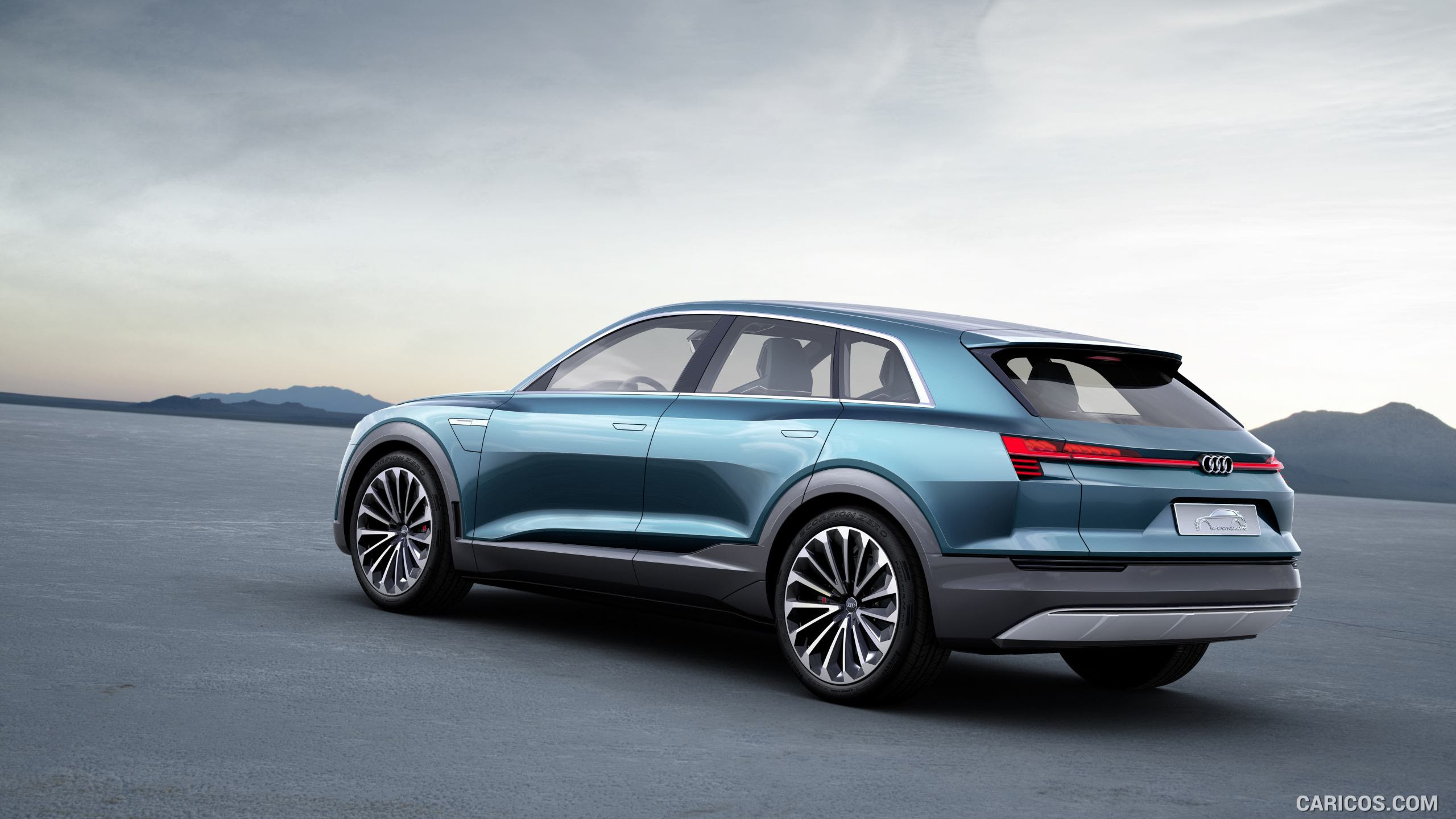 All In One Wallpapers 2015 Audi E Tron Quattro Concept 3 Wallpaper