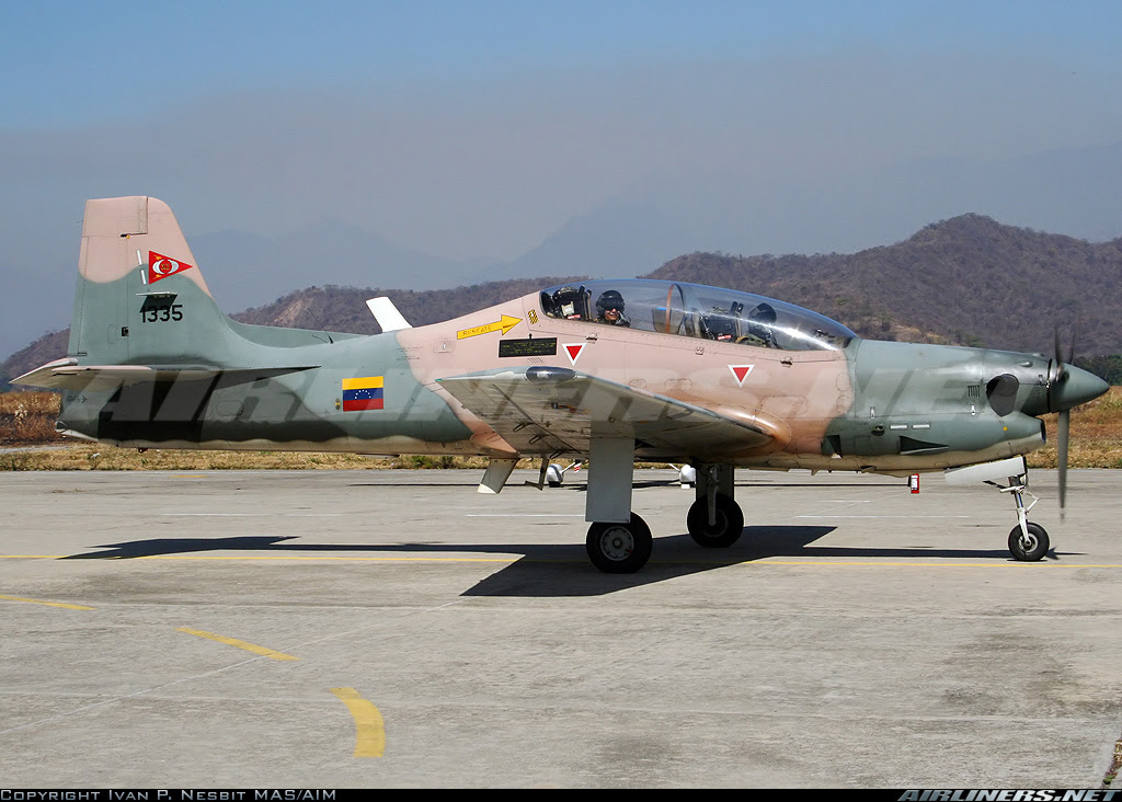 Embraer AT-27 Tucano (EMB-312) aircraft picture