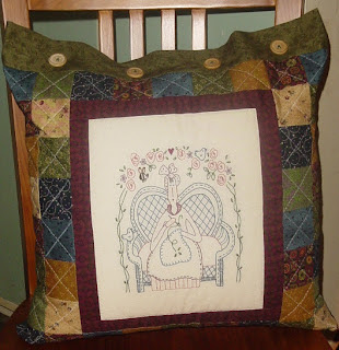 Cushion #4