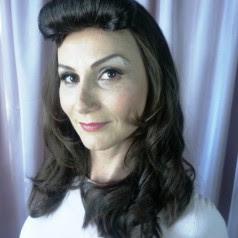 50er Frisur Betty Page Haarstyling Retrochicks