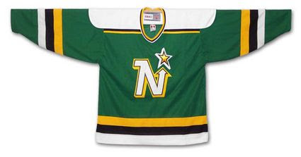 North Stars backwards star, North Stars backwards star