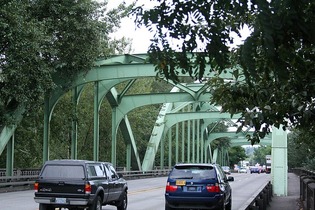 John McLoughlin Bridge