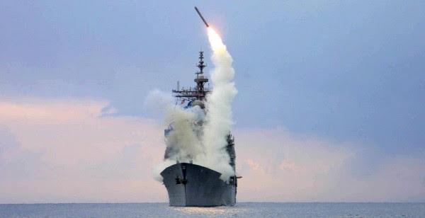 FILE AT SEA USA SYRIA IS AIRSTRIKES