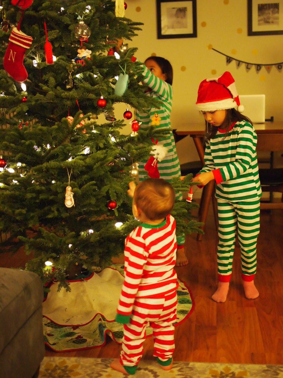 プレゼント 置く クリスマス どこに