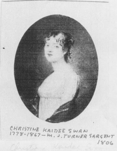 Christiana Keadie Swan Sargent