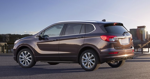 2018 buick envision vs 2017 buick envision  2020  2021