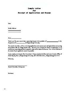 Job Application Letter Bd Anjinho B