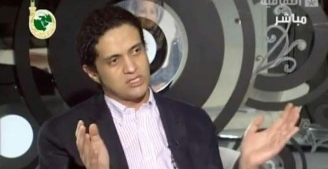 El poeta palestino Ashraf Fayad en una imagen de archiv. / EP