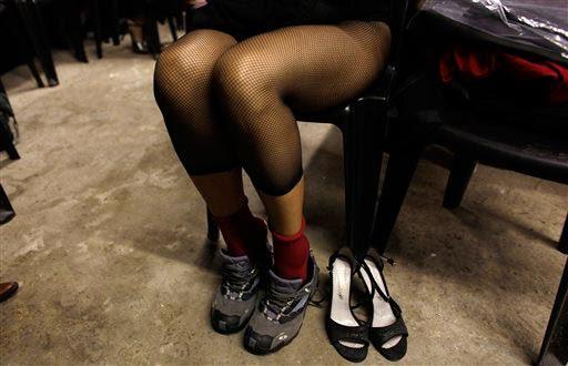 tanghera cambio scarpe scarponcini scarpette