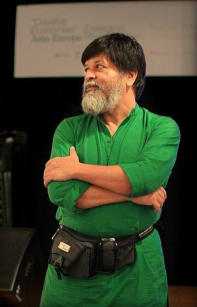 Shahidul Alam, Image by Ahmed Arup Kamal