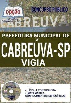 APOSTILA PARA PREFEITURA DE CABREUVA - VIGIA