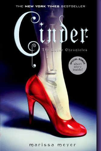 Cinder (The Lunar Chronicles) by Marissa Meyer