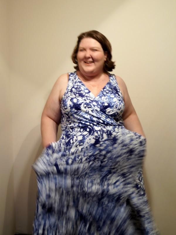 peter som blue splatter dress 2 600 x 801 Shopping the Peter Som for Kohls Collection + Giveaway