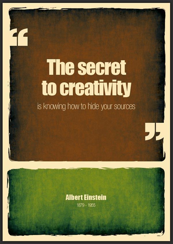 Creativity Is Intelligence Having Fun - Inspirational ...