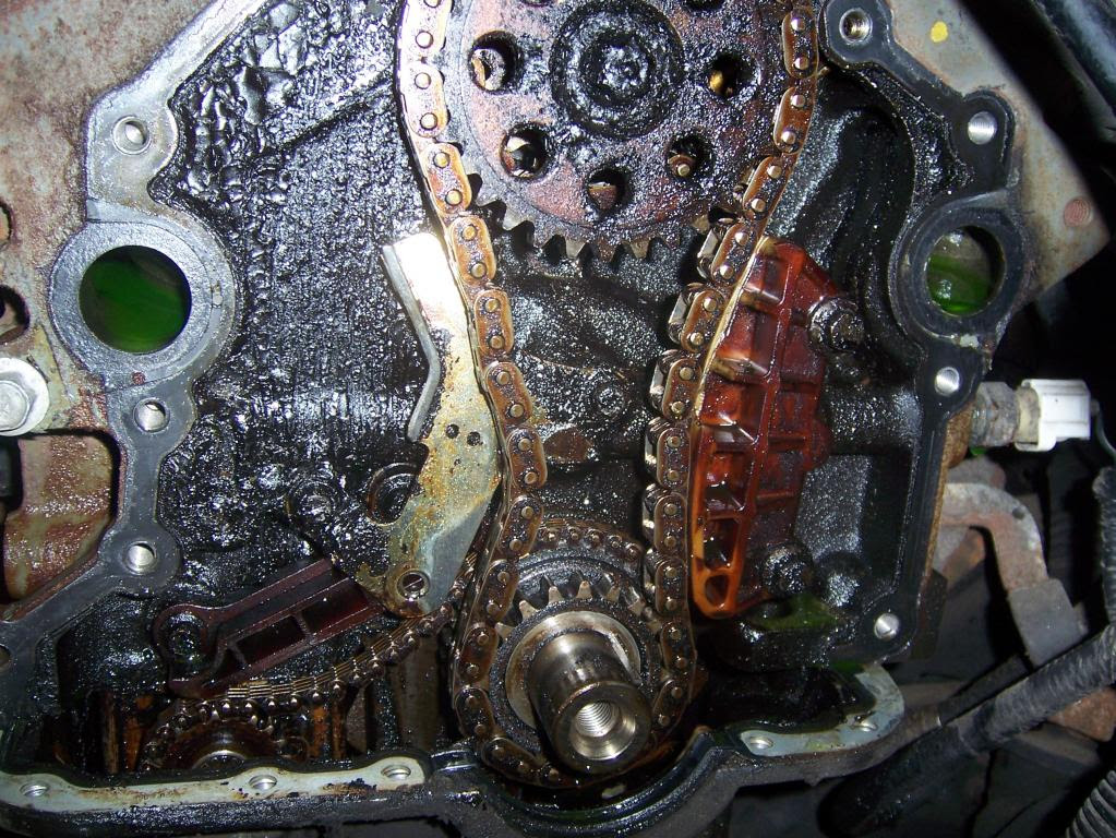 2002 Ford Explorer 40 Timing Chain Diagram