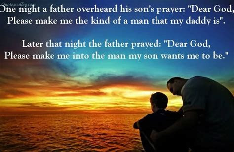 Quotes About Father Son Relationship In Night