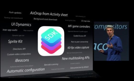 iOS 7 suportará controles desenvolvidos por terceiros