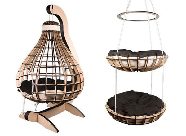 South African company intros high-end quarters for cats | Home Crux