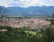 Una panoramica di Rieti