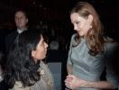 Malalai Joya with Angelina Jolie