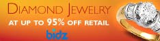 Win Exquisite jewelry at up to 95% OFF