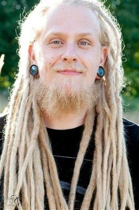 amazing   beautiful white boy dreads intended