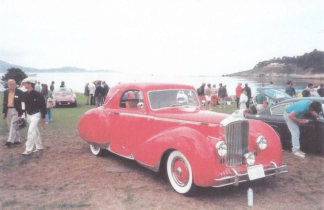 Bentley MK VI Figoni & Falaschi