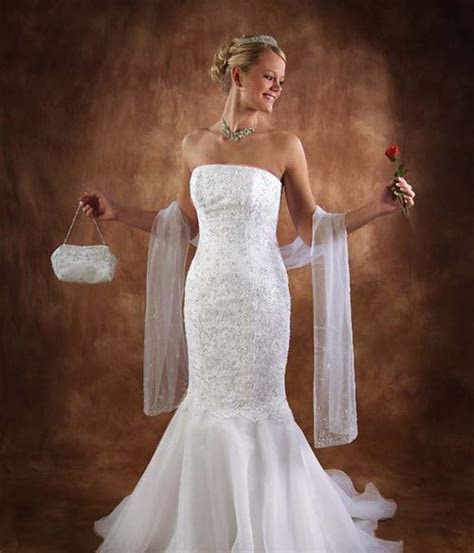 110 best images about Wedding Dresses for the Older Bride