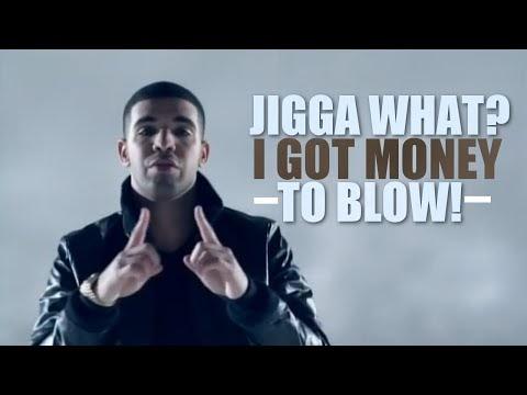 Drake x Birdman x Lil Wayne vs Jay-Z - Jigga What? I Got Money To Blow!