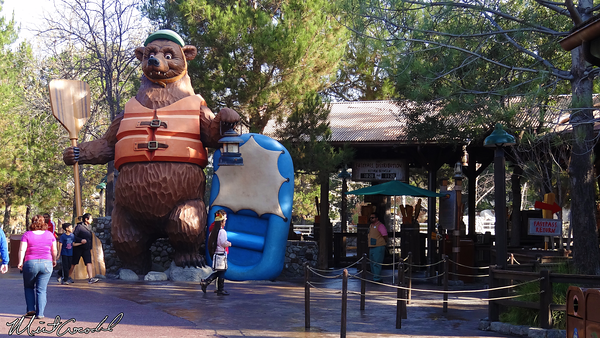 Disneyland Resort, Disney California Adventure, Grizzly River Run, FastPass