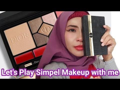 Play Makeup Simpel with me #Diorbeauty 🥰 || Bahasa Indonesia || Cel Kirei