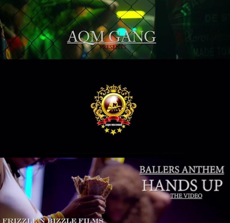 AQM Gang – Hands Up