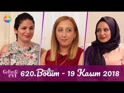 Gelin Evi 621.Bölüm 20 Kasim 2018 Tek Parça Full HD İzle