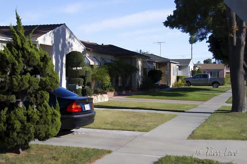 1950s era houses