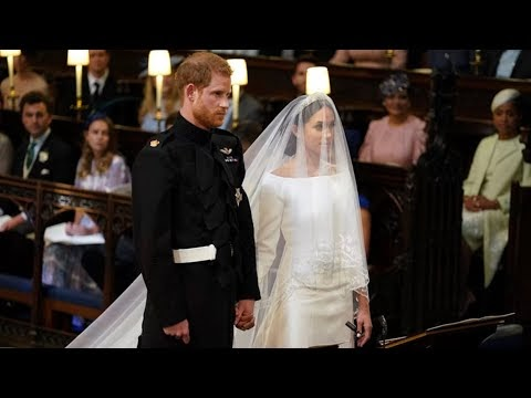 The Wedding of Prince Harry and Meghan Markle ...