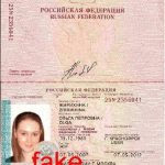 passport: 52356941 Olga Zhirikhina