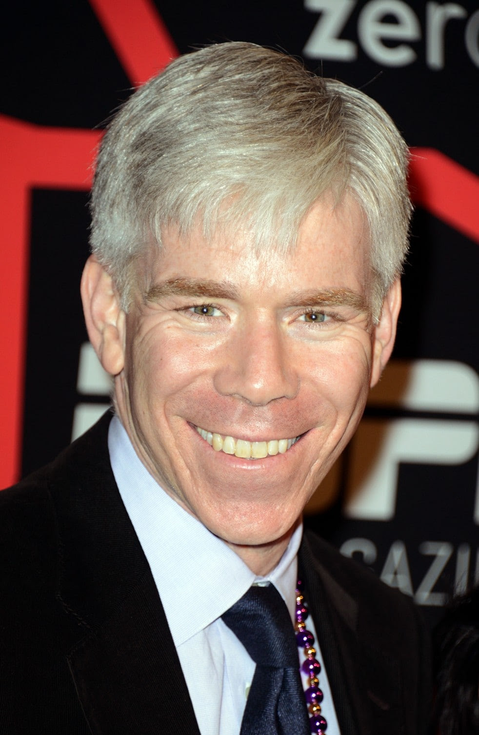 David Gregory earlier this year. (Photo by Jordan Strauss / Invision/AP)