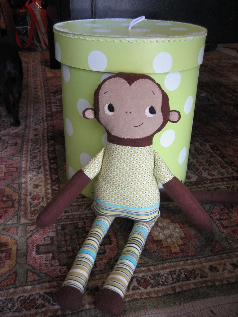 He-Molly Monkey