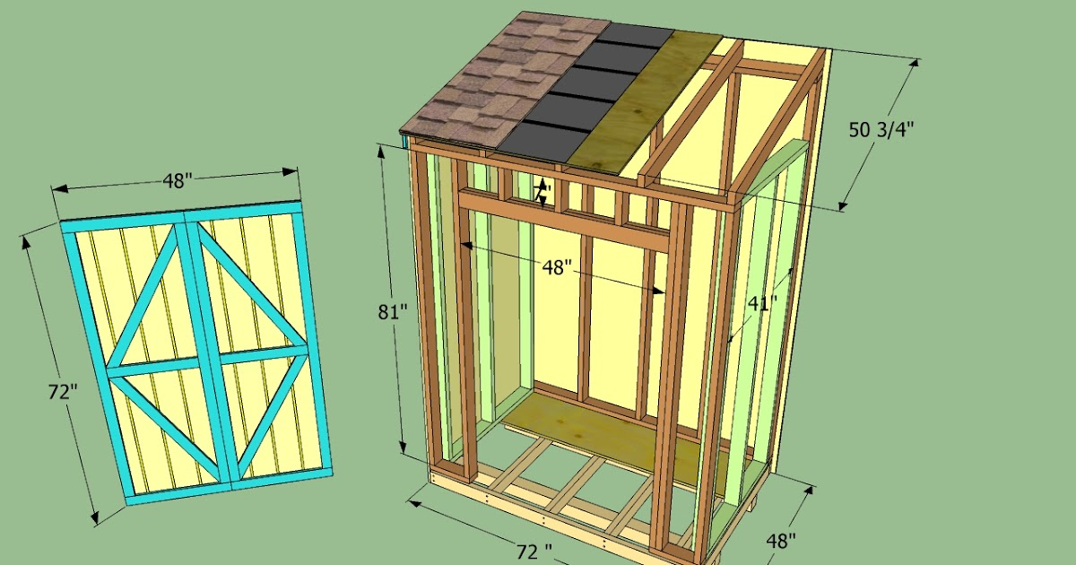 Resca lean to building plans free for Lean to house designs