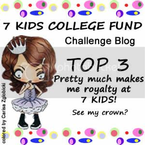 I made it to TOP 3 at 7 Kids College #92 - Anything Goes