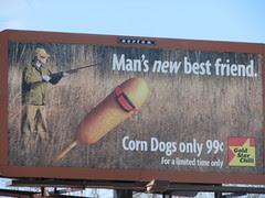 Jeff-Gold Star billboard