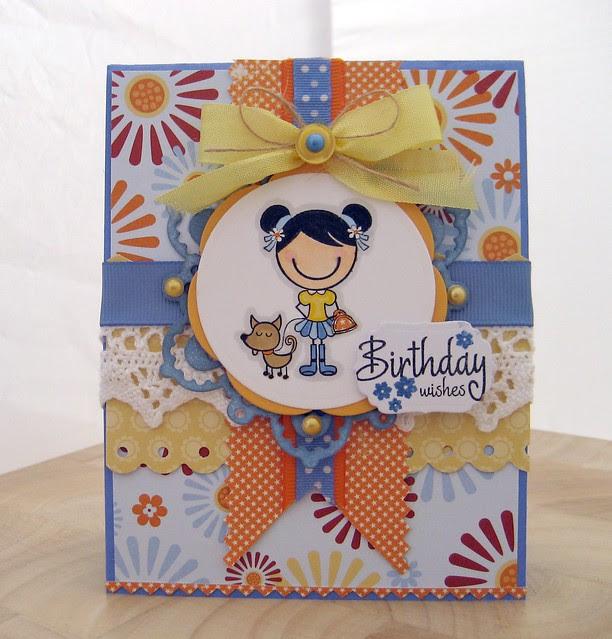 Birthday Girl Wishes (smirk)