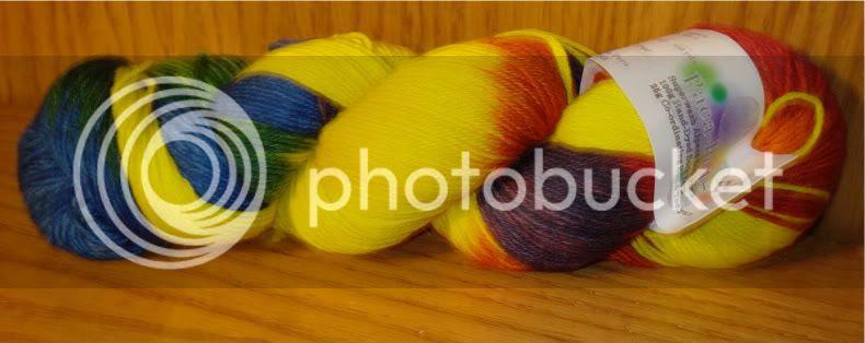Paca Peds HT Tye Dye 602